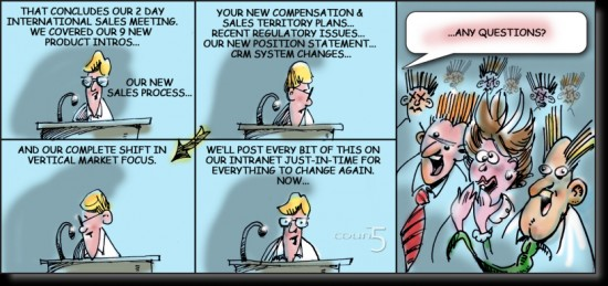Improve-Sales-Realignment-Reorganization-Restructuring-Post-Merger-M&A-Integration_funny-cartoon