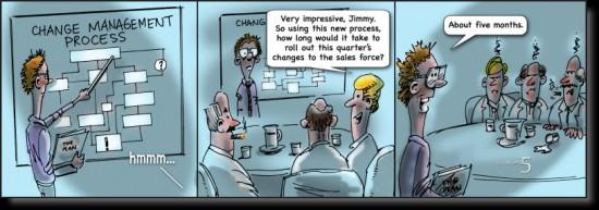Improve-CRM-Adoption-Change-Management-Execution_funny-cartoon
