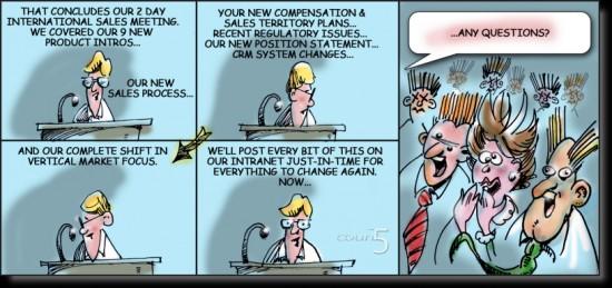 Improve-Sales-Realignment-Reorganization-Restructuring-Post-Merger-M&A-Integration_funny-cartoon